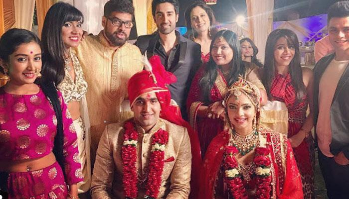 JUST IN: Pooja Banerjee Ties The Knot With Beau Sandeep Sejwal In A Grand Ceremony