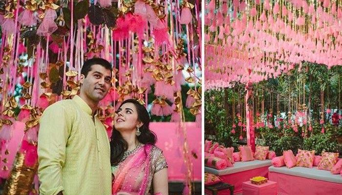 9 Creative Ways To Add 'Gota' To Your Wedding Decoration