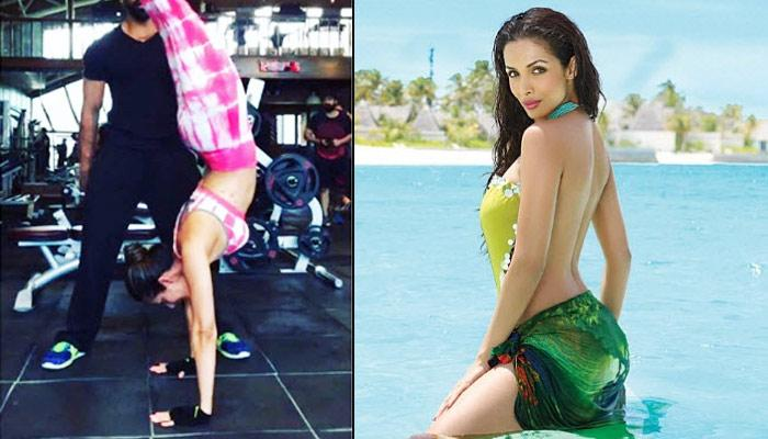 These Videos Of Malaika Arora Khan Reveal Why She Can Totally Rock A Bikini In Her 40s