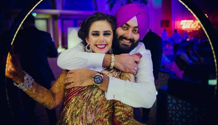 The Regal Wedding Of Sabah And Khushdeep Will Leave You With Colourful Ideas