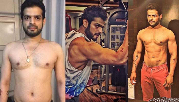 Karan Patel's Transformation From 'Fat' To 'Fit' Will Inspire You To Hit The Gym Now