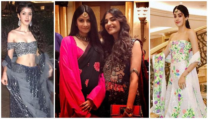 Decoding Kapoor Sisters' Stylish Looks At Their Cousin's Wedding