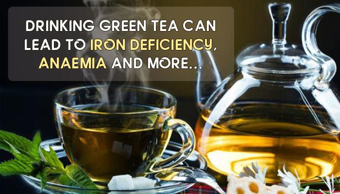 It's A Myth That Green Tea Is Always Healthy, Check Out These 5 Shocking Side Effects Of Green Tea