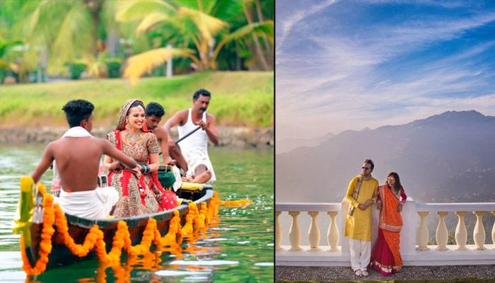 Top 10 Indian Cities For A Budget Destination Wedding
