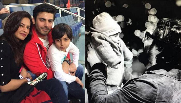 Fawad Khan's 5 Month Old Daughter Elayna Is Cuteness Overloaded
