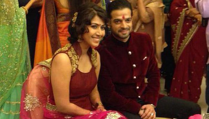 The Complete Album Of Karan Patel And Ankita Bhargava's Roka Ceremony