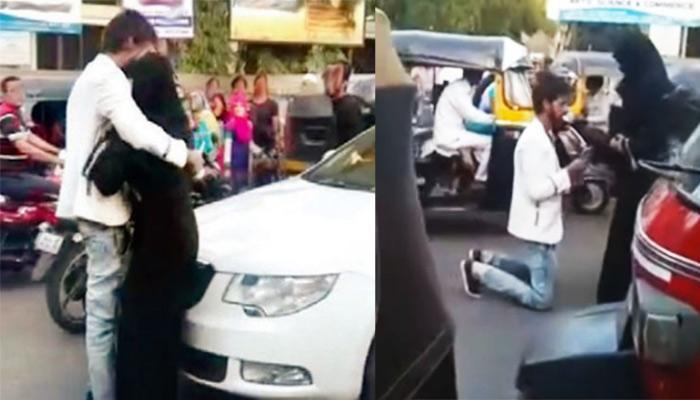 Mumbai Couple Forced To Leave The City After Their Proposal Video Goes Viral