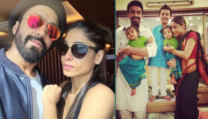 Love Story Of Ashish Chowdhry And Samita Bangargi Is Nothing But Love By Chance