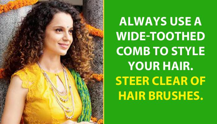 7 Awesome Ways To Style Your Curly Hair Without Causing Breakage