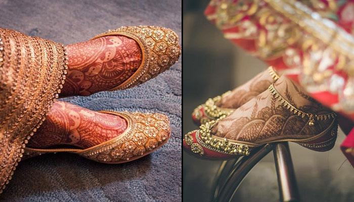 10 Most Elegant Punjabi Jutti Designs That All Brides-To-Be Can Flaunt