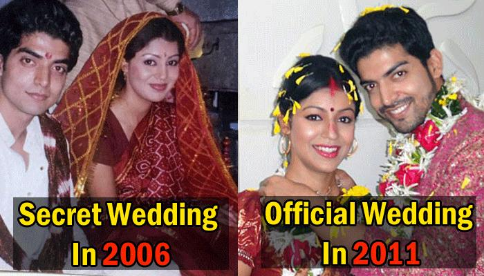 Gurmeet Choudhary And Debina Bonnerjee Ran Away To Get Married And No One Knew About It