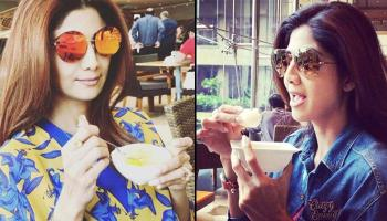 Shilpa Shetty Kundra Eats These Tasty And Delicious Sweets On Her Cheats Days