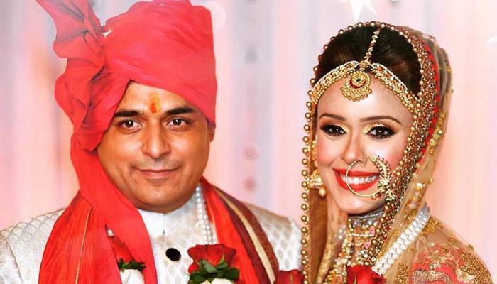 Complete Wedding Album Of Famous Bollywood Actress Hrishita Bhatt And Anand Tiwari