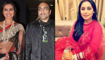 The Unheard Love Story Of Rani Mukerji And Aditya Chopra Is Full Of Adorbs