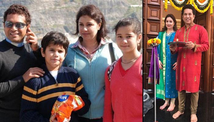 Love Story Of Sachin Tendulkar And Anjali Tendulkar Is A Perfect Definition Of Love At First Sight