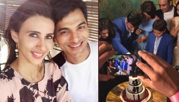 'Waaris' Fame Siddhaant Suryavanshi And Supermodel Alesia Raut Get Engaged