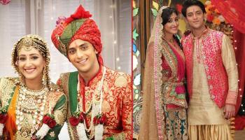 Opposites, But Still The Same: Enchanting Love Story Of Kinshuk Vaidya And Shivya Pathania