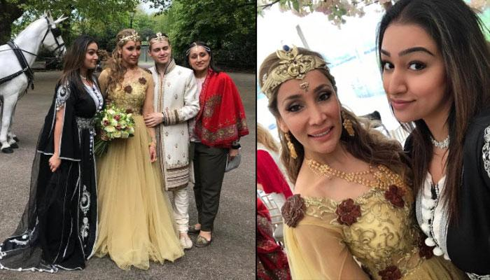 Sofia Hayat Ties The Knot With Her Romanian Boyfriend In A Royal Style