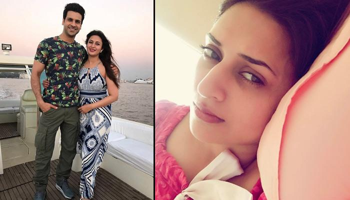 Doting Hubby Vivek Gives The Most Amazing Surprise To His Unwell Wife Divyanka Tripathi