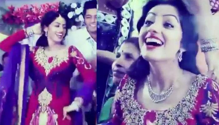 The Unseen Wedding Video Of Deepika Singh Dancing With Her Husband Is Here