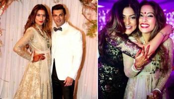 The Best Moments From Bipasha-Karan's 'Monkey Wedding' Reception