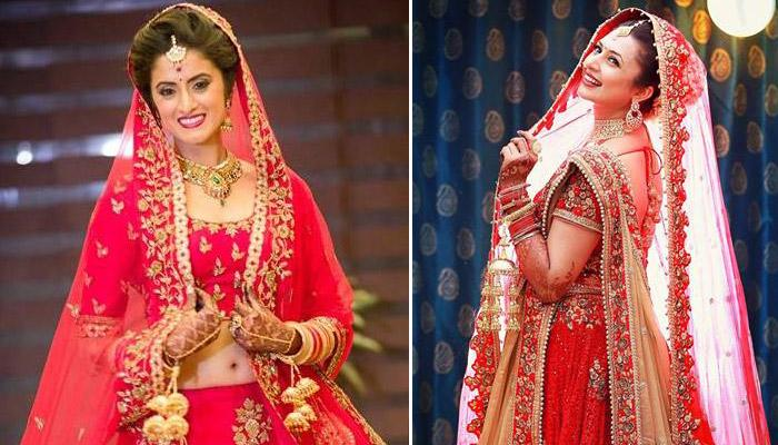 7 Gorgeous TV & Bollywood Celebrity Wedding Trailers That Will Make Your Heart Skip A Beat