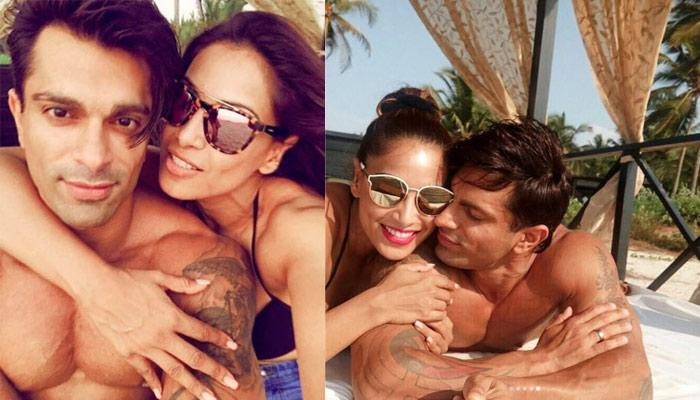 This Is How Karan And Bipasha Celebrated Their First Wedding Anniversary