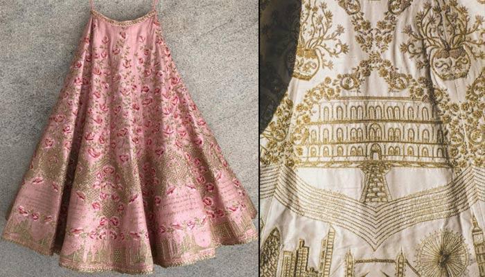 Fairytale Lehenga: Get Your Love Story Embroidered On Your Wedding Lehenga