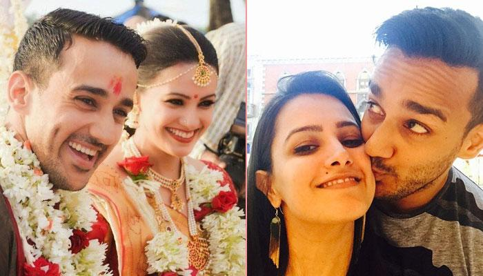 Anita Hassanandani Shared A Throwback Video From Her Wedding And It's So Romantic