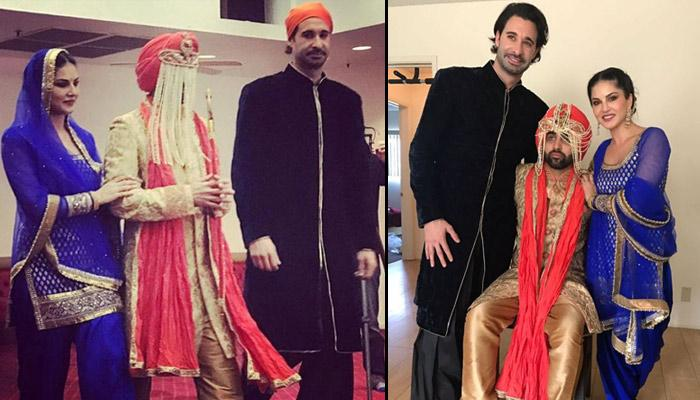 Sunny Leones Brother Sundeep Vohra Gets Hitched To Karishma Naidu Check Out Wedding Pictures