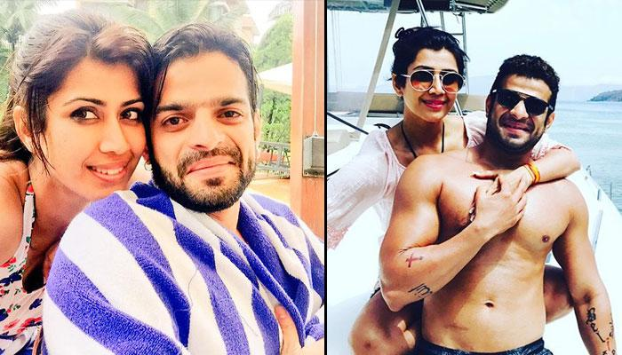 Karan Patel And Ankita Bhargava's Anniversary Pictures Are Filled With Pure Love