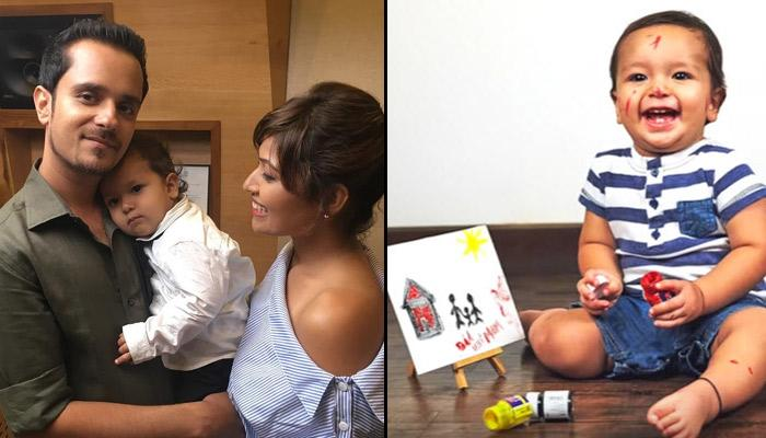 Famous Composer-Singer Raghav Sachar's New Song Featuring His Baby And Wife Is Full Of Adorbs