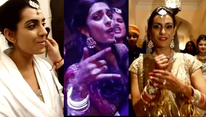 Move Over 'Cheap Thrills', This Lip-Dub Wedding Dance Video Of 'Radha On The Dance Floor' Is Awesome