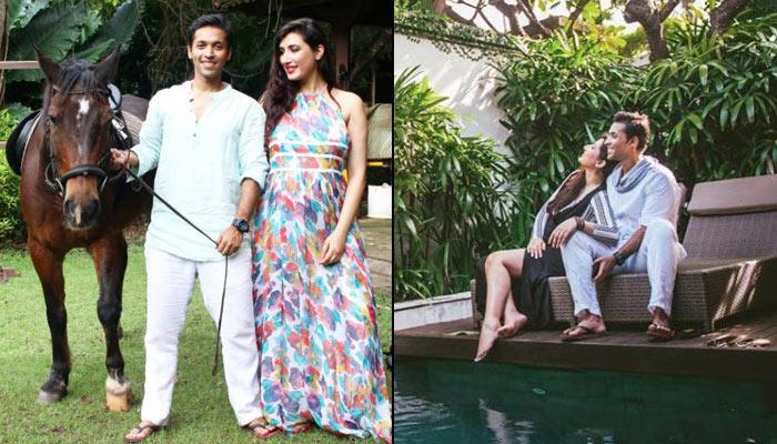 Author Durjoy Datta Takes His Pregnant Wife Avantika Mohan For Babymoon