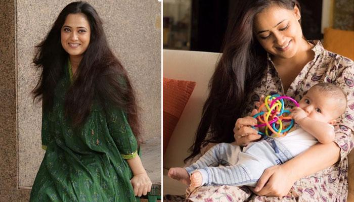 Shweta Tiwari Shared An Adorable Video Of Baby Reyansh Playing, And We Can't Stop Smiling