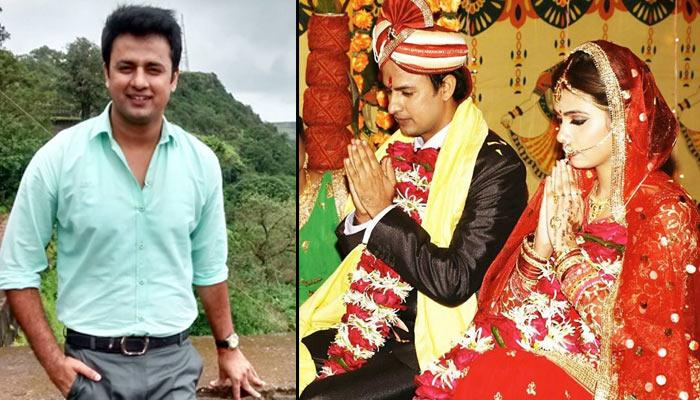 'Jamai Raja' Fame Sandit Tiwari Ties The Knot With His Girlfriend Priyankona Das
