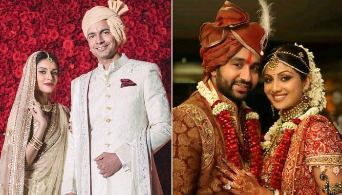 7 Celeb Couples Who Colour-Coordinated Their Outfits On Their Wedding Day And Gave Us Fashion Goals