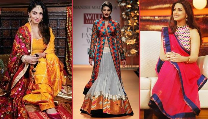 5 Different Ways To Add Phulkari To Your Bridal Trousseau