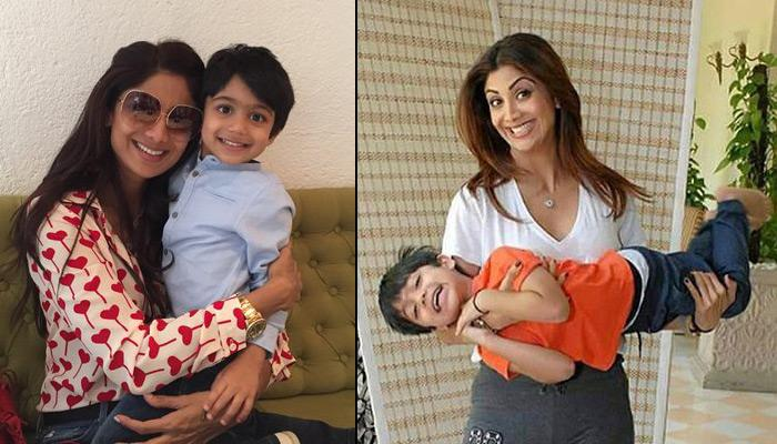 When Shilpa Shetty Kundra Turned A Chef For Her Son Viaan's 5th Birthday