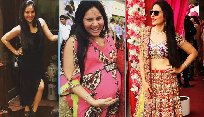 After 3 Years Of Maternity Break And 2 Babies, TV Actress Kanchi Kaul Is Set To Make A Comeback