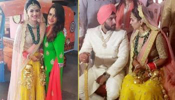 'Suryaputra Karn' Fame Actress Priya Bathija Ties The Knot With DJ Kawal