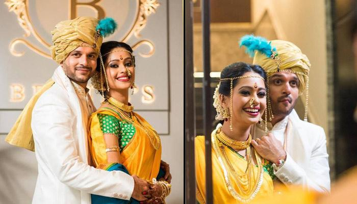 'Satrangi Sasural' Actors Ravish Desai And Mugdha Chaphekar's Wedding Video Is Instilled With Love