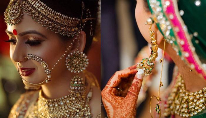 11 Stunning Earring Shots That Every Indian Bride Must Include In Her Wedding Album