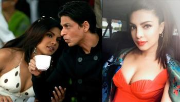 Did Priyanka Chopra Just Confirm Her Affair With Shah Rukh Khan On Television?