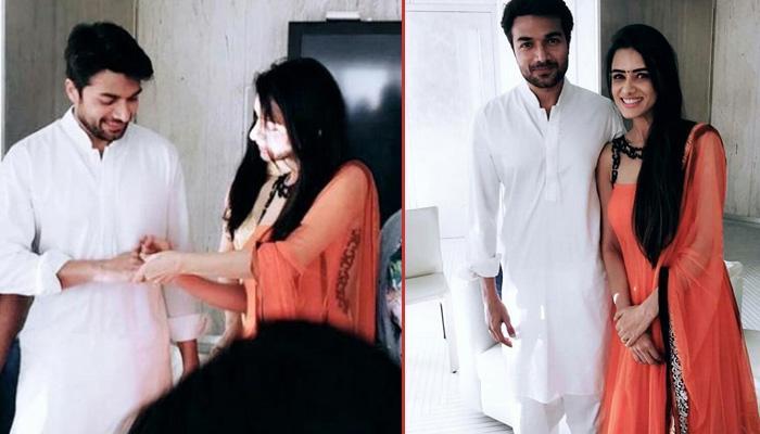 'When Meri Aashiqui Tum Se Hi' Co-Stars Smriti Khanna And Gautam Gupta Got Engaged