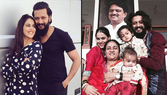 Daddy Riteish Deshmukh Did The Sweetest Things For His Son Rahyl's 1st Birthday