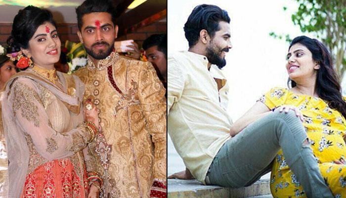 Ravindra Jadeja And His Pretty Wife Rivaba Solanki Become Happy Parents, Welcome A Baby Girl