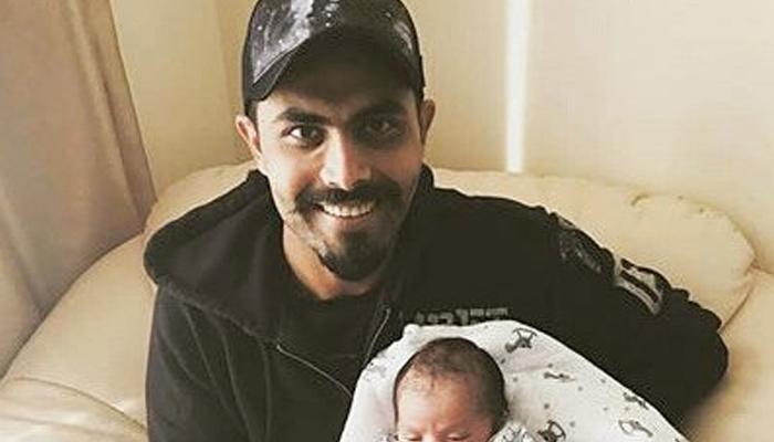Indian Cricketer Ravindra Jadeja's Daughter's Pictures Go Viral