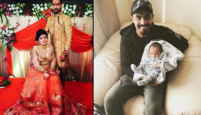 Cricketer Ravindra Jadeja And Wife Rivaba Solanki Give Sanskrit Inspired Name To Their Baby