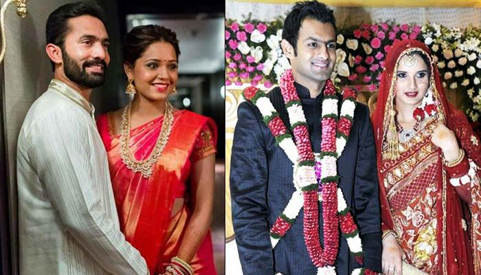 8 Popular Indian And Pakistani Cricketers Who Found Love Again